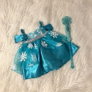 Disneys princess Elsa dress
